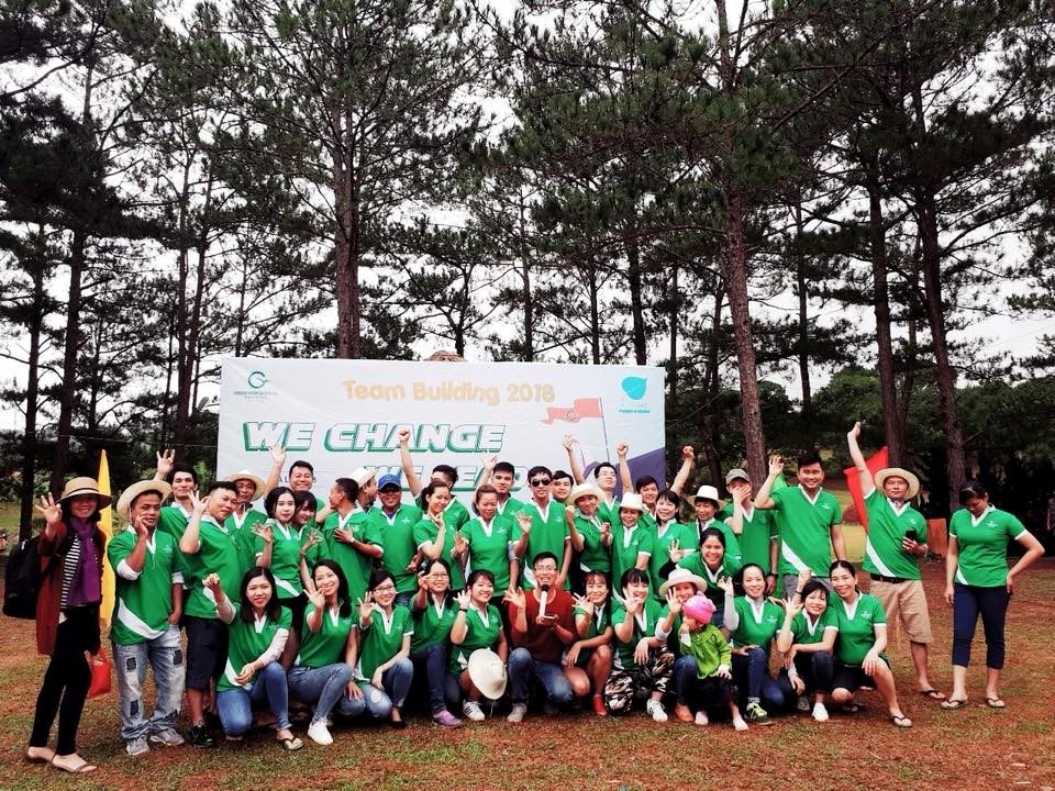 Green World Hotel (Đà Lạt 3N2Đ)/Teambuilding & Gala Dinner
